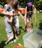 7. Chasse au trésor _ la pêche pour nourrir les moussaillons-Alice Gaby Léane-