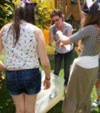 7. Chasse au trésor _ la pêche pour nourrir les moussaillons-Léane, Elisabeth et Alice-1