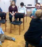 Atelier du 3 février-3-Accueil-Raphale se présente, Gabriel, Chloé-2