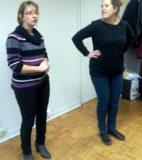 Atelier du 3 février-3-Accueil-Stéphanie (qui anime les ateliers de méditation)se présente-8