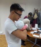 Atelier du 3 février-Début-Paco bénévole et Nola-1